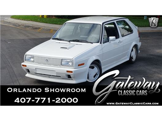 1987 Volkswagen GTI for sale in Lake Mary, Florida 32746