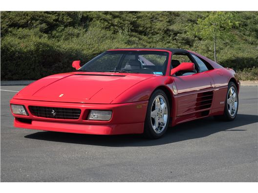 1990 Ferrari 348 for sale in Benicia, California 94510