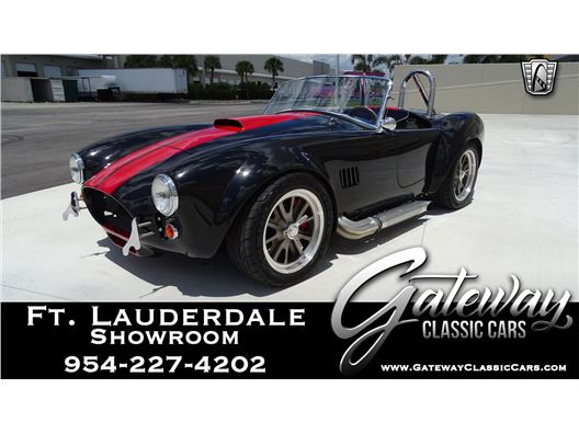 2010 ASVE MK4 Rodster Factory Five for sale in Coral Springs, Florida 33065