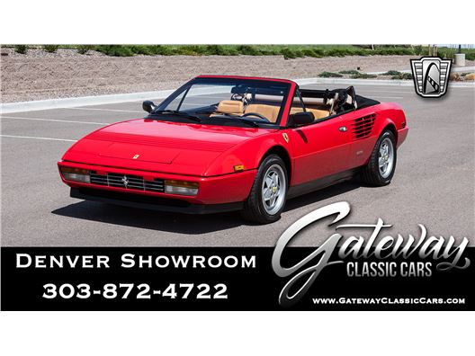 1987 Ferrari Mondial for sale in Englewood, Colorado 80112
