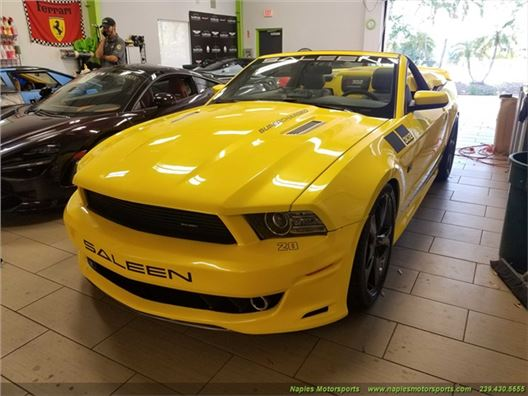 2014 Ford Mustang Saleen S302 for sale in Naples, Florida 34104