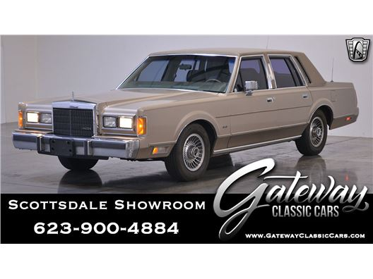 1989 Lincoln Town Car for sale in Deer Valley, Arizona 85027