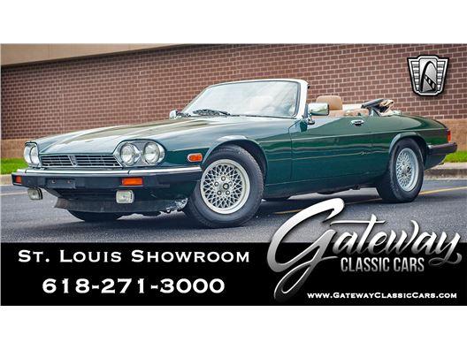 1990 Jaguar XJS for sale in OFallon, Illinois 62269