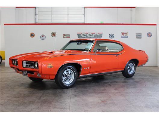 1969 Pontiac GTO for sale in Fairfield, California 94534