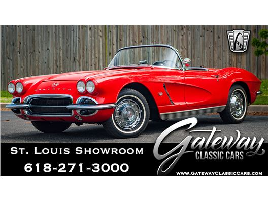 1962 Chevrolet Corvette for sale in OFallon, Illinois 62269
