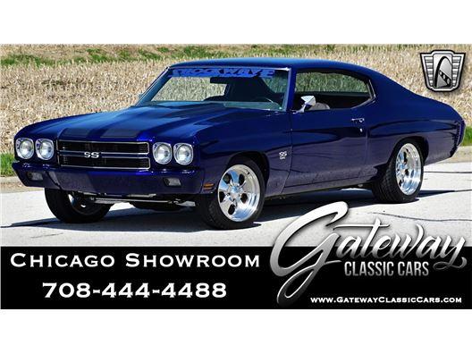 1970 Chevrolet Chevelle for sale in Crete, Illinois 60417