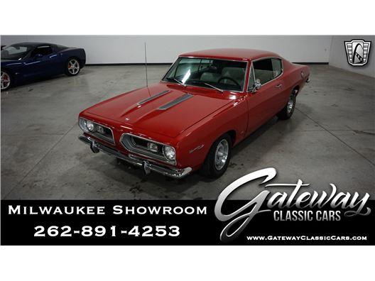 1967 Plymouth Barracuda for sale in Kenosha, Wisconsin 53144