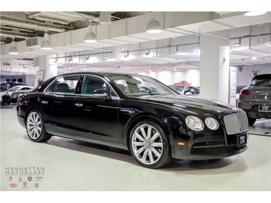 2016 Bentley Flying Spur for sale in New York, New York 10019