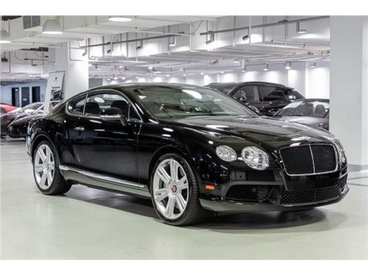 2015 Bentley Continental for sale in New York, New York 10019