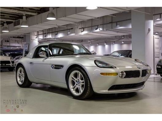 2001 BMW Z8 for sale in New York, New York 10019