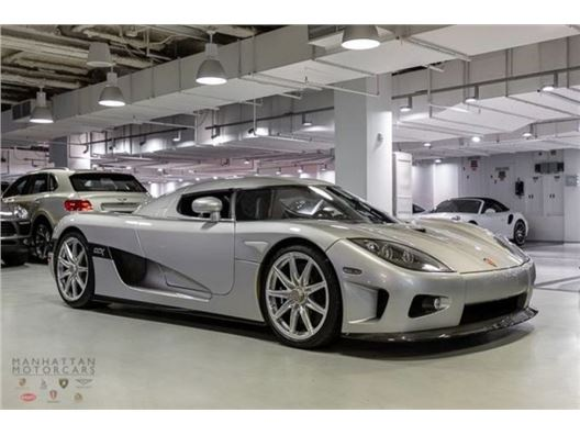 2008 Koenigsegg CCX for sale in New York, New York 10019