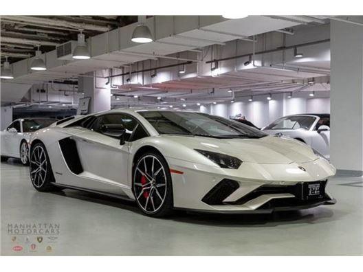 2017 Lamborghini Aventador for sale in New York, New York 10019