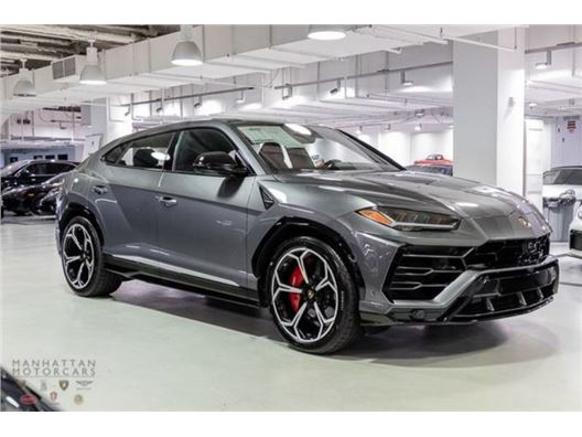 2019 Lamborghini Urus for sale in New York, New York 10019