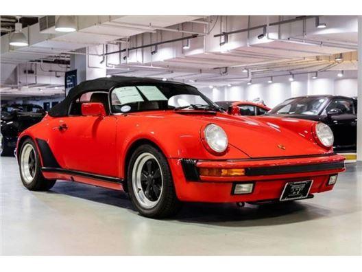 1989 Porsche 911 for sale in New York, New York 10019