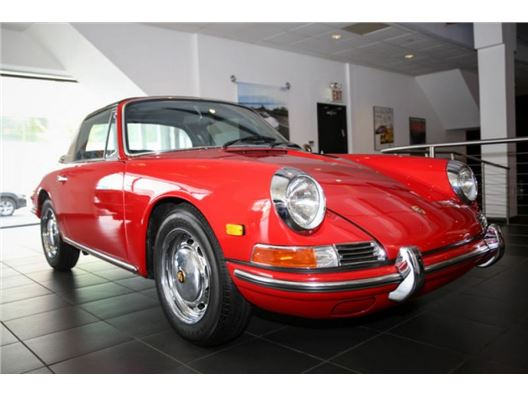1968 Porsche 911 for sale in New York, New York 10019