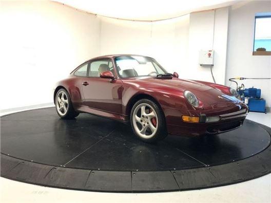 1996 Porsche 911 Carrera 4S for sale in New York, New York 10019