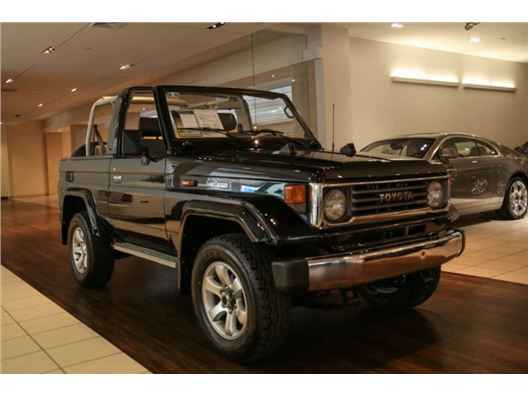 1990 Toyota Land Cruiser for sale in New York, New York 10019