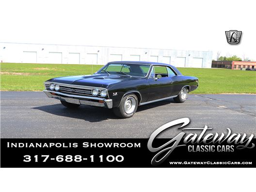 1967 Chevrolet Chevelle for sale in Indianapolis, Indiana 46268