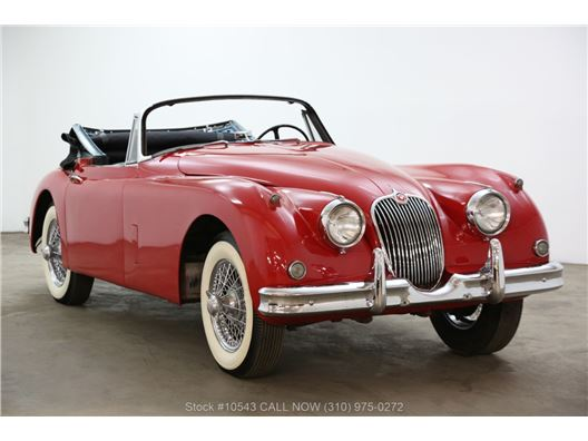 1960 Jaguar XK150 for sale in Los Angeles, California 90063