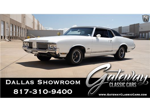 1970 Oldsmobile Cutlass for sale in DFW Airport, Texas 76051