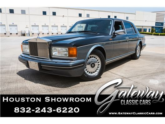 1996 Rolls-Royce Silver Spirit for sale in Houston, Texas 77090