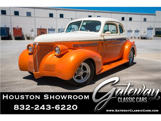 1939 Chevrolet Master 85 for sale in Houston, Texas 77090