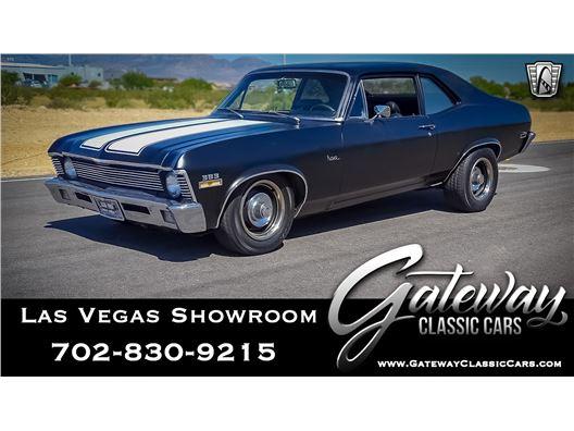 1970 Chevrolet Nova for sale in Las Vegas, Nevada 89118