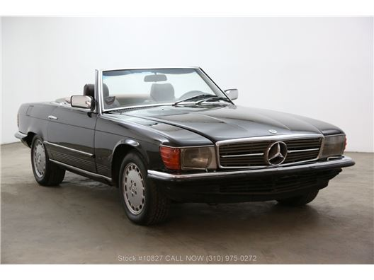 1985 Mercedes-Benz 500SL for sale in Los Angeles, California 90063