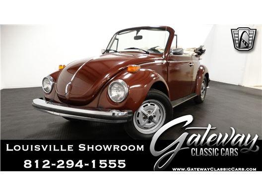 1978 Volkswagen Beetle for sale in Memphis, Indiana 47143