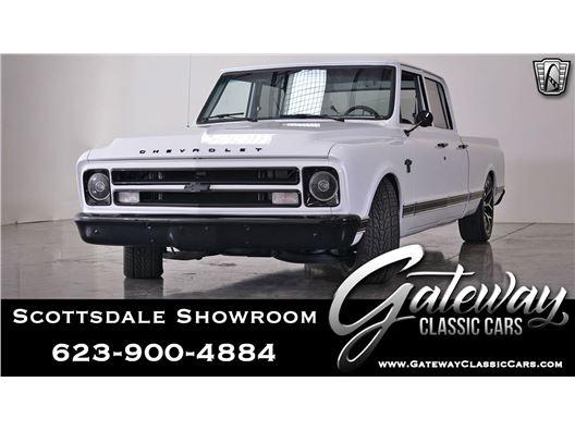 1968 Chevrolet C10 for sale in Deer Valley, Arizona 85027