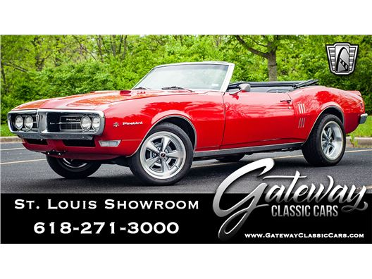 1968 Pontiac Firebird for sale in OFallon, Illinois 62269
