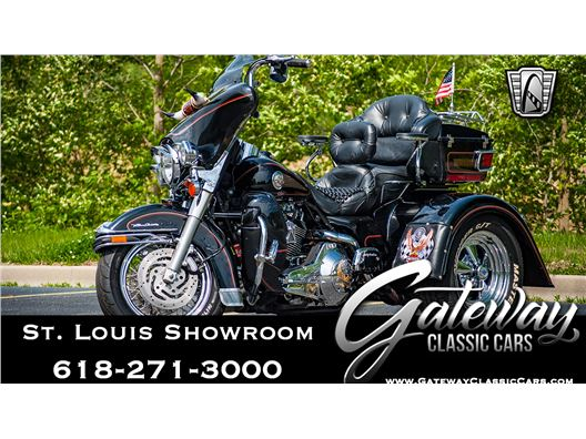 2002 Harley-Davidson FLH for sale in OFallon, Illinois 62269