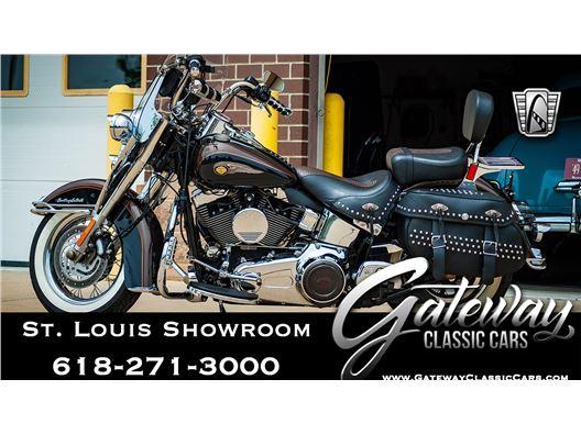 2013 Harley-Davidson FLSTC for sale in OFallon, Illinois 62269