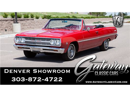 1965 Chevrolet Malibu for sale in Englewood, Colorado 80112