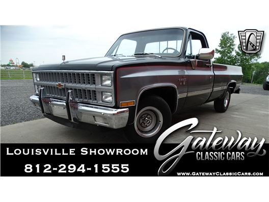 1981 Chevrolet C10 for sale in Memphis, Indiana 47143