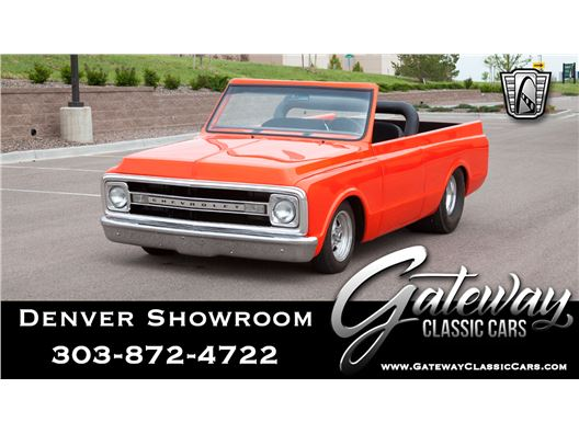 1969 Chevrolet K5 Blazer for sale in Englewood, Colorado 80112
