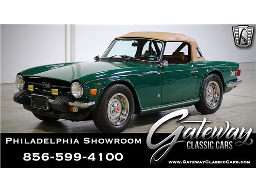 1975 Triumph TR6 for sale in West Deptford, New Jersey 8066