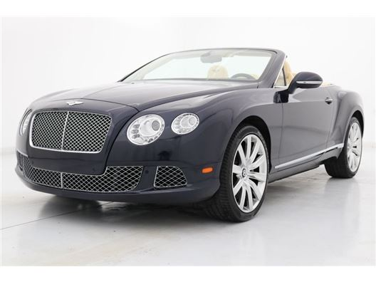 2012 Bentley Continental GT for sale in Fort Lauderdale, Florida 33304