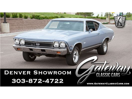 1968 Chevrolet Chevelle for sale in Englewood, Colorado 80112
