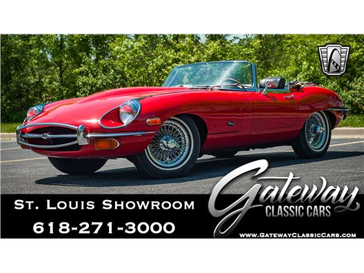 1971 Jaguar E Type for sale in OFallon, Illinois 62269