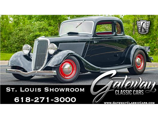1934 Ford 5 Window for sale in OFallon, Illinois 62269