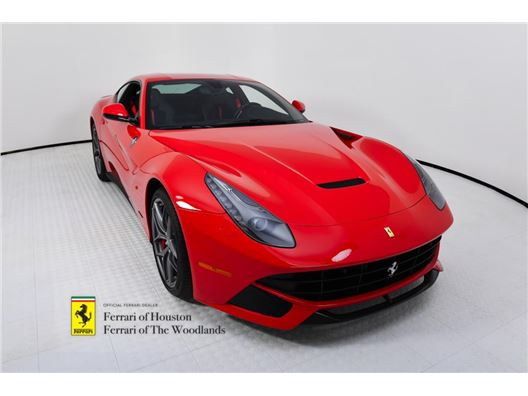 2017 Ferrari F12 Berlinetta for sale in Houston, Texas 77057