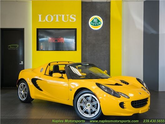 2005 Lotus Elise for sale in Naples, Florida 34104