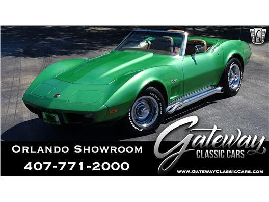 1975 Chevrolet Corvette for sale in Lake Mary, Florida 32746