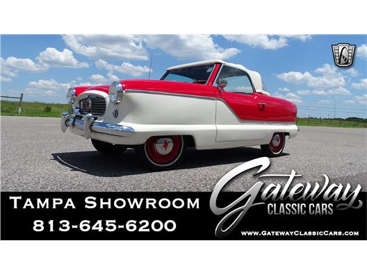 1956 Nash Metropolitan for sale in Ruskin, Florida 33570