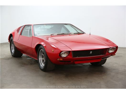1970 De Tomaso Mangusta for sale in Los Angeles, California 90063