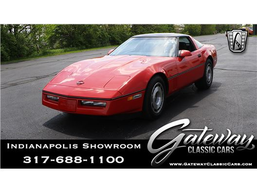 1987 Chevrolet Corvette for sale in Indianapolis, Indiana 46268