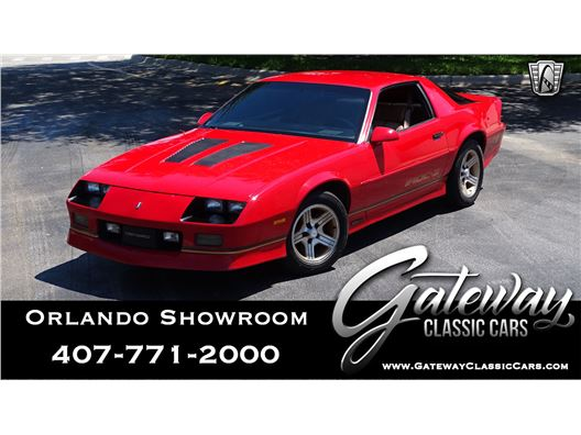 1988 Chevrolet Camaro for sale in Lake Mary, Florida 32746