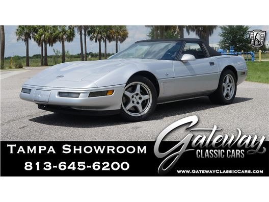 1996 Chevrolet Corvette for sale in Ruskin, Florida 33570