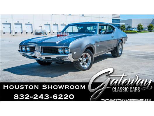 1969 Oldsmobile 442 for sale in Houston, Texas 77090
